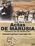 Actas de Marusia - Cronaca di un massacro [Import italien]