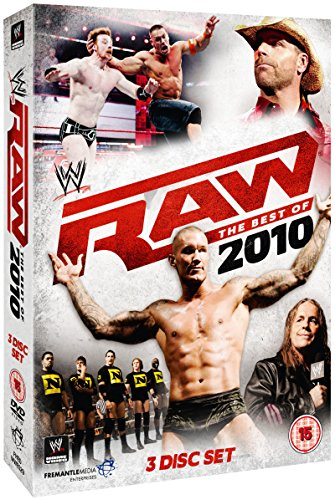 WWE: Raw - The Best Of 2010 [DVD] [UK Import]