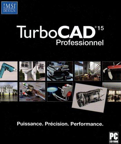 TurboCAD 15 Professionnel
