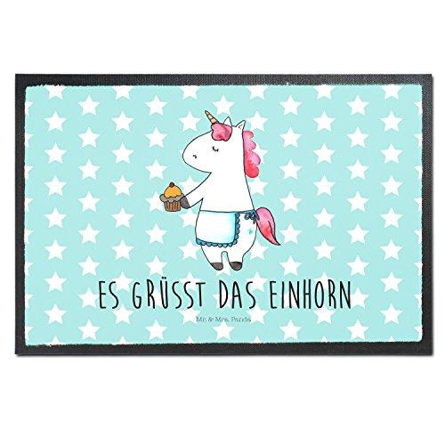 Mr-Mrs-Panda-Fumatte-Druck-Einhorn-Muffin-100-handmade-aus-Velour-Einhorn-Unicorn-Geburtstag-Backen-Muffin-Kekse-Geburtstagsgre-Glckwnsche-Liebesgre-Einhorn-Gre-Fussmatte-Fumatte-Trvorleger-Schmutzmat