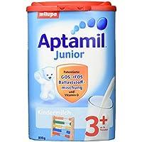 Aptamil Kinder-Milch Junior 3+ ab dem 3. Jahr, 6er Pack (6 x 800g)