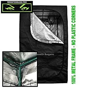 Gardening; u203a; Hydroponics; u203a; Grow Tents  sc 1 st  Amazon UK & 120 x 120 x 200cm
