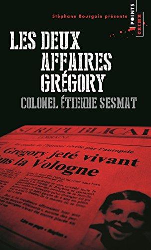 Les deux affaires Grégory par Etienne Sesmat