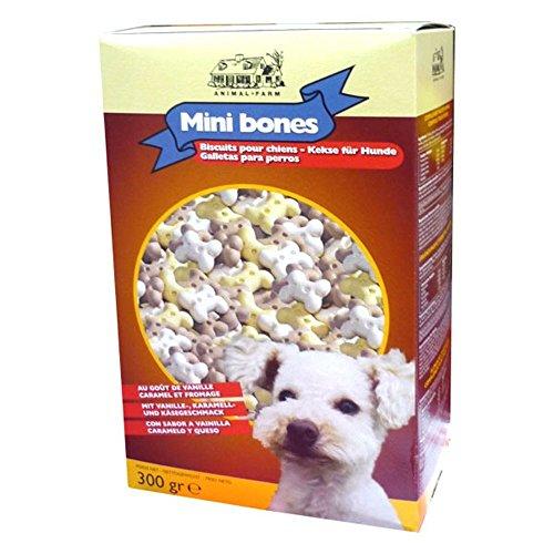 Camon biscotti per cani mini bones. Confezione da 300 gr.