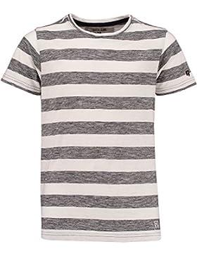 Garcia Kids Jungen T-Shirt A73408-1793 schwarz (raw black) Gr.140/146