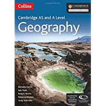 Collins Cambridge as and a Level - Cambridge as and a Level Geography Student Book