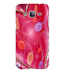 SAMSUNG GALAXY J2 HEART Back Cover by PRINTSWAG