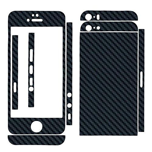 sticker-autocollant-aspect-carbone-3d-skin-pour-apple-iphone-5-et-5s-noir
