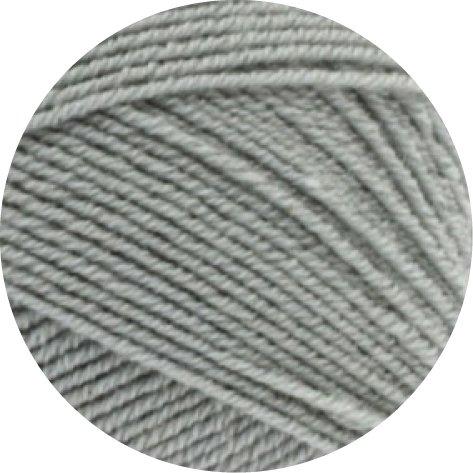 MEILENWEIT Cotton Stretch CLASSIC 8024 - Hellgrau -