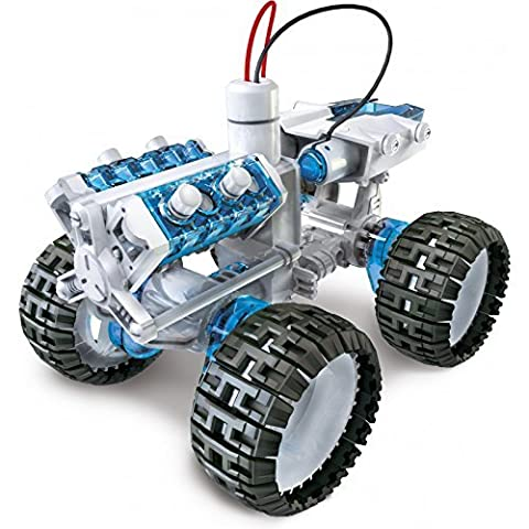 Salt Water Fuel Cell Engine Car Kit by