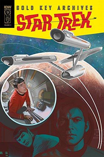 Star Trek: Gold Key Archives Volume 3 por Len Wein