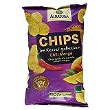 Alnatura Bio Chips im Kessel gebacken Chili-Mango, vegan, 125 g