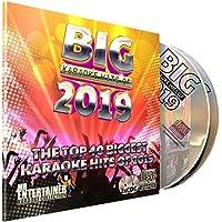 KARAOKE 2019 CD+G (CDG) Disc Pack. The Top 40 Chart Pop Songs of 2019. Mr Entertainer Big Hits