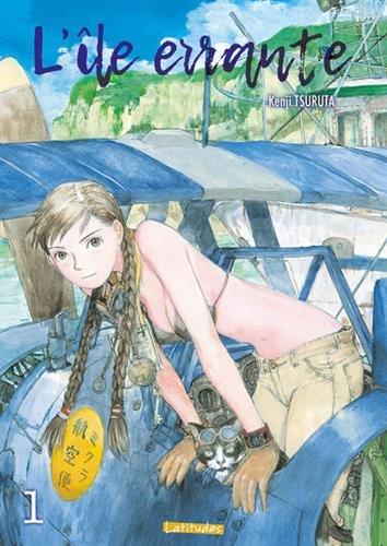L'Ile errante T01 (01) par Kenji Tsuruta