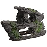 TOOGOO (R) Aquarium-Dekoration-Felsen-Grotte-Hoehle-Fisch-Behaelter-Terrarium-Dekoration-Form 88x150mm