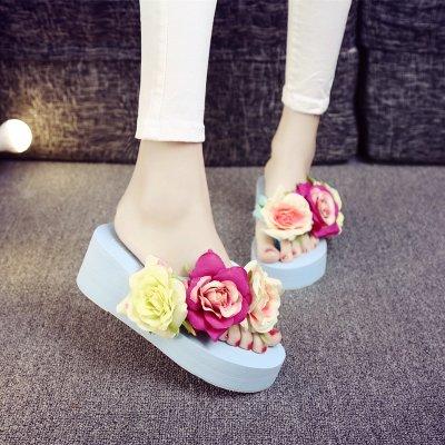 FLYRCX Ladies flip flop estate sandali da spiaggia d