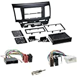 Subaru Legacy Outback Doppel 2-DIN Autoradio Blende ISO Radio Adapter Einbauset