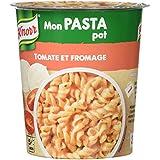 Knorr Pâtes Déshydratées Mon Pasta Pot Tomate et Fromage 65.5 g - Lot de 4