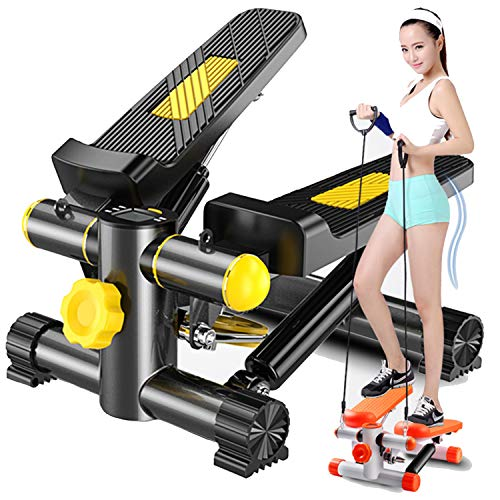 WSXX Stepper Home Mini Hydraulische Mute Pedal Machine, multifunktionale Fitnessgeräte (Hydraulische Pedale)