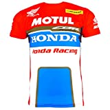 Honda Endurance Racing Team All Over Printed 2 T-shirt Offiziell 2017