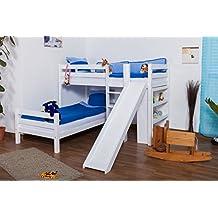 Kinderhochbett mit schräger rutsche  Suchergebnis auf Amazon.de für: kinderhochbetten mit rutsche