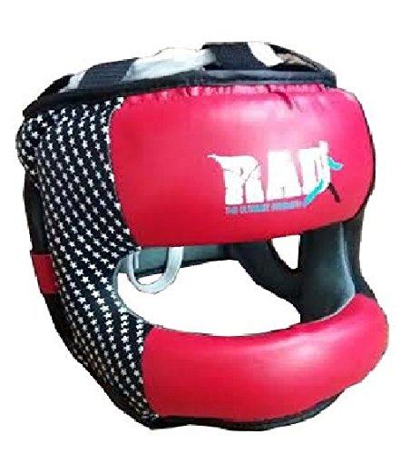 Rad Boxen MMA Displayschutzfolie Kopfbedeckung UFC Kopfschutz Sparring Helm Junior, Senior Unisex