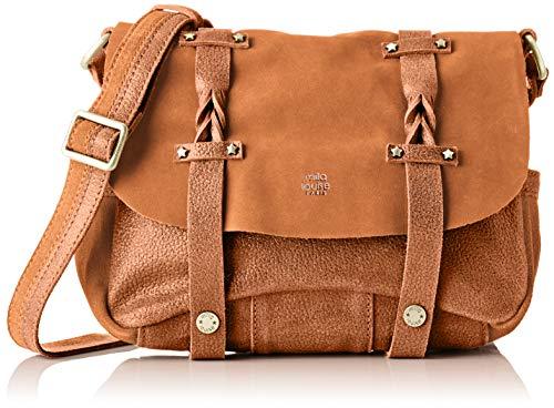 e164c52ea0 Mila Louise oless Glitter, bolsas bandolera, Marrón (marrón (camel)),