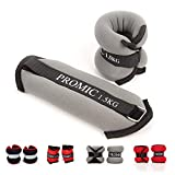 Best Adjustable Ankle Weights - PROMIC Adjustable Ankle or Wrist Weights,Comfort Fit Weight Review