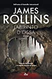 51tIaWlPvmL._SL160_ Recensione di Labirinto d'ossa di James Rollins Recensioni libri