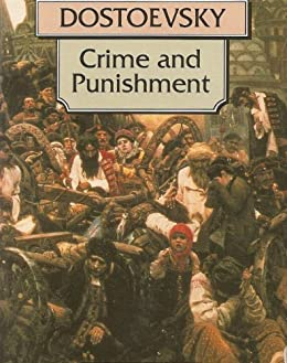 CRIME AND PUNISHMENT (non illustrated) (English Edition) par [Dostoevsky, Fyodor]