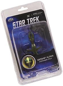 WizKids - Juego de miniaturas Star Trek, para 2 Jugadores (WZK71281) (Importado)