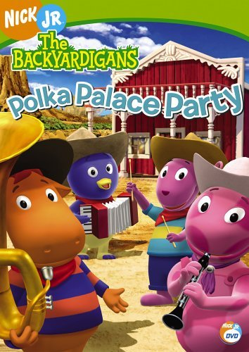 Backyardigans - Polka Palace Party by LaShawn Jefferies - Dvd Backyardigans
