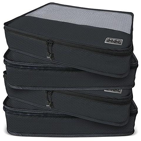 DOT, Organiseur de bagage , noir (Multicolore) - Packing Cubes