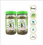 #7: Zindagi Stevia Dry Leaves Natural & Zero Calorie Sweetener Stevia Sugar Herbal Sugar Free (70 Gm)
