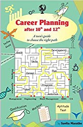 """The book titled """"Career Planning after 10th and 12th - A teen's guide to choose the right path"""" will serve as a ready-reckoner for students and their parents in choosing a right career path!! It gives a comprehensive idea about different career paths..."""