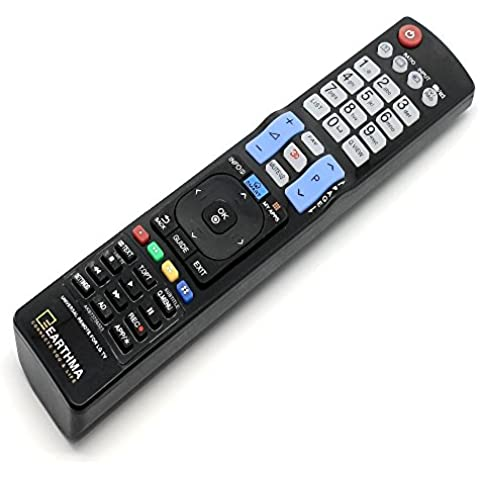 Control remoto universal para LG Smart 3D LED HDTV LCD de repuesto de TV