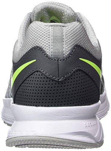 Nike Herren 843836-009 Turnschuhe Grau (Dark Grey / Volt / Wolf Grey / White)