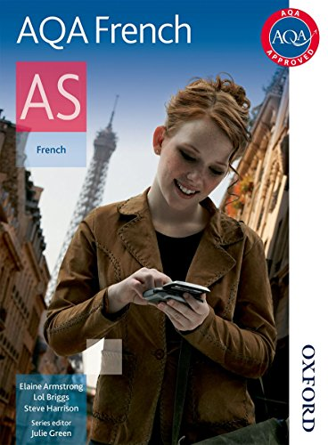 Aqa As French Student Book (Aqa French)