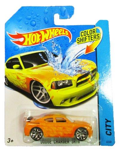 Hot Wheels - 2014 Color Shifters - City 41/48 - Dodge Charger SRT8 by Mattel