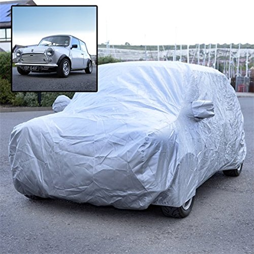 CLASSIC MINI SALOON TAILORED CAR COVER 1959 - 2000