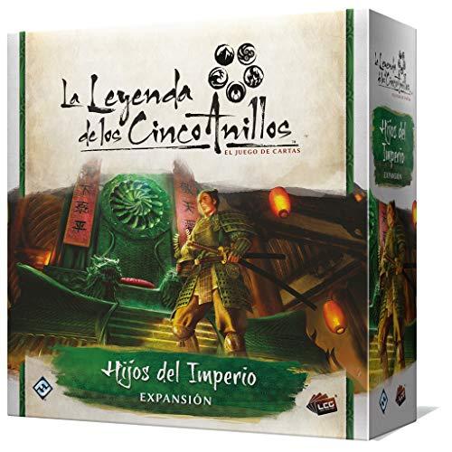 Fantasy Flight - L5R: Hijos del Imperio-Español (L5C16ES)