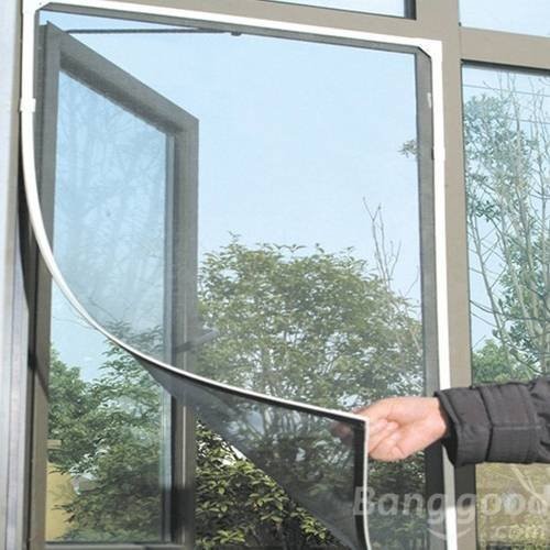 saver-finestra-parassiti-anti-mosquito-nero-schermo-rete-a-maglia-tenda-protettore