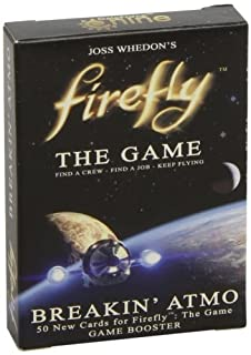 Gale Force Nine GF9FIRE3 Brettspiel Firefly: Breakin Atmo Expansion (1940825008) | Amazon price tracker / tracking, Amazon price history charts, Amazon price watches, Amazon price drop alerts