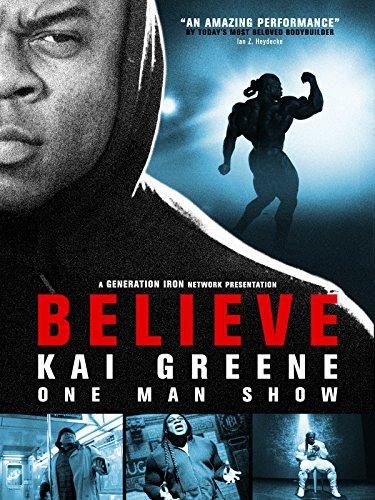 Image of Kai Greene: Believe