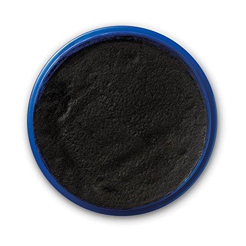 Snazaroo - Pintura facial y corporal, 18.8 gr, color negro