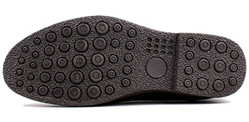 FangstoDesert Boots - Stivali Chukka Ragazzi uomo Nero