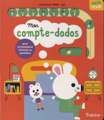 Mon compte dodos (Albums animés) por SOPHIE BORDET - PETILLON