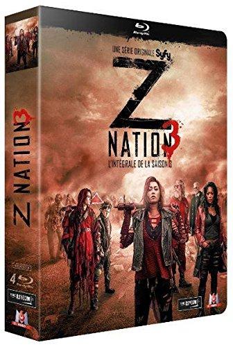 Z Nation - Saison 3 [Blu-ray]
