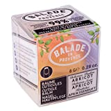 Balade En Provence - Balsamo per cuticole alle albicocche 8 g, vegano