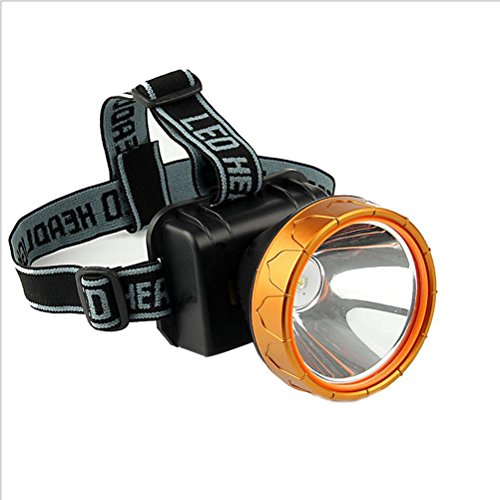 LXZ Super Helle Led-Scheinwerfer-Scheinwerfer, Wetterfestes Blitzlicht, Batteriebetriebenes Sturzhelm-Licht Für Camping, Laufen, Wandern Und Lesen, Verstellbarer Kopfbügel, 100.000 Stunden Lebenszeit-Schwarz (Blitzlicht Mit Bewegungs-sensor)